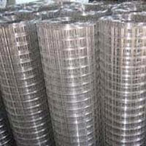 Welded Wire Mesh In Banka